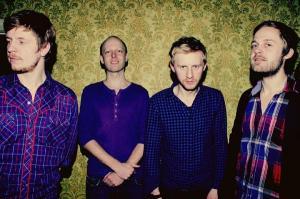 Estonian band Ewert And The Two Dragons